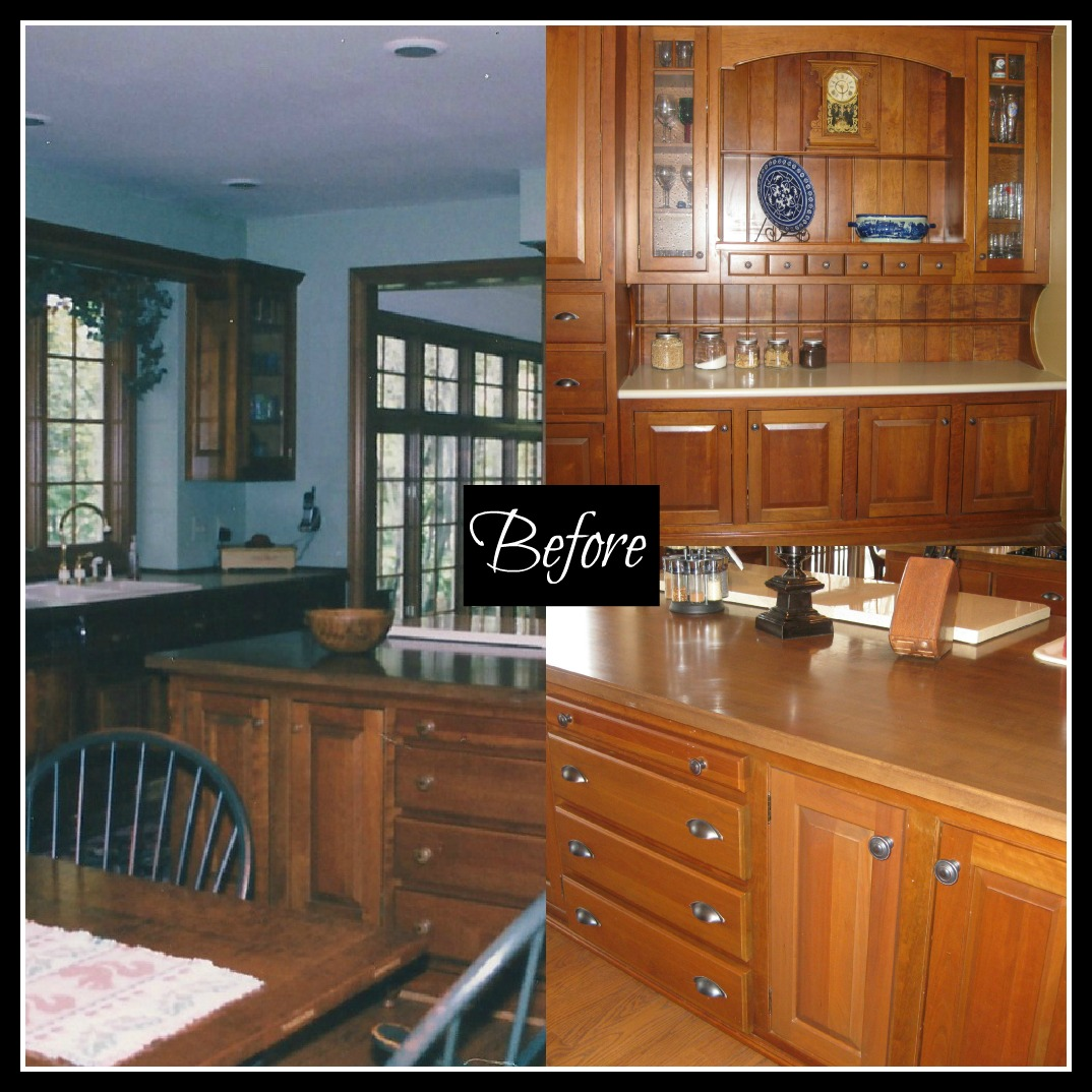 fixed callage kitchen before