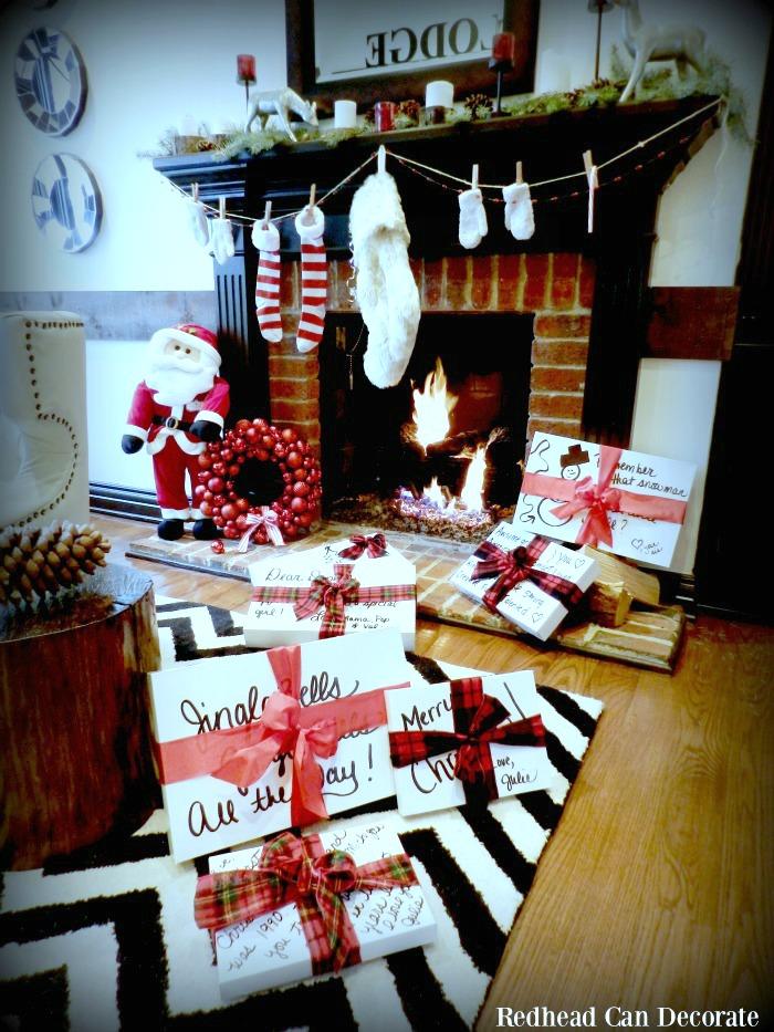 Easy Gift Wrap 2