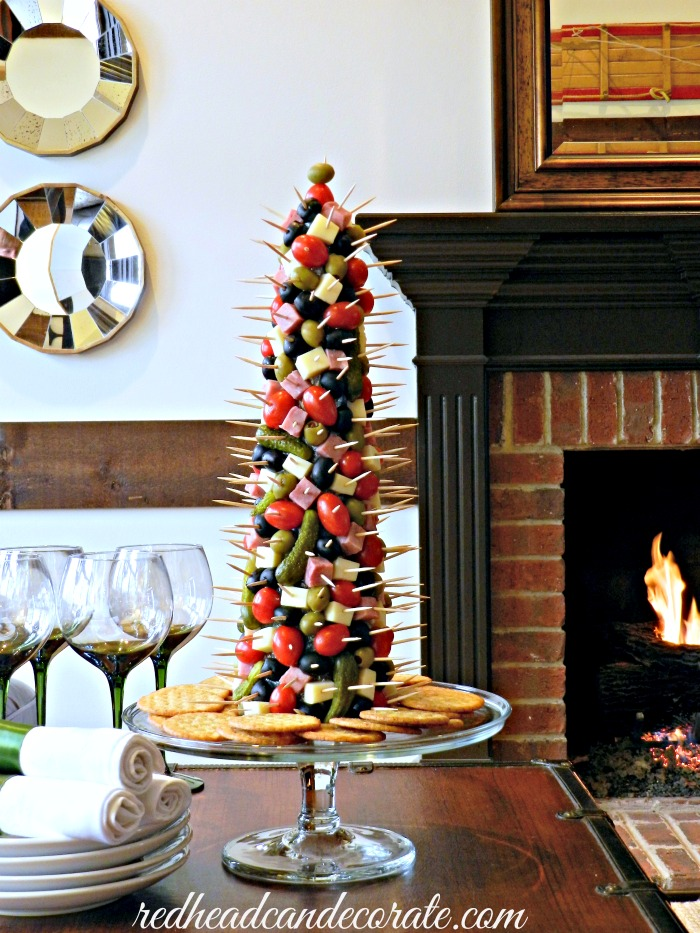Party Appetizer Tree