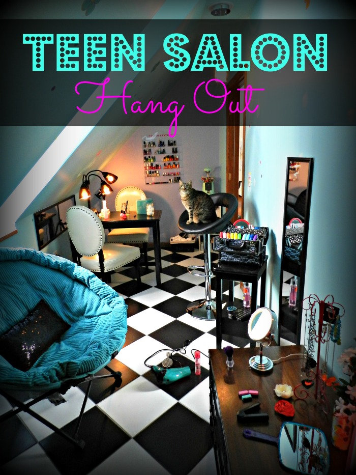Small Space Idea For Teens