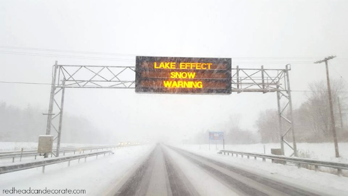 lake effect snow