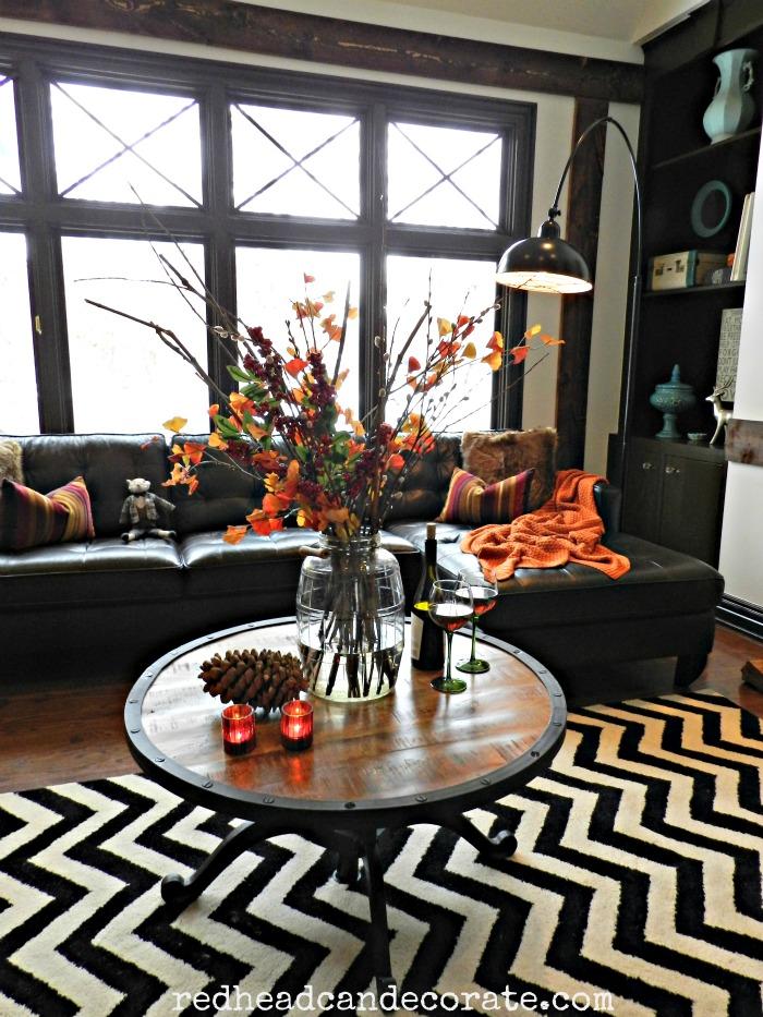 photo shoot living room