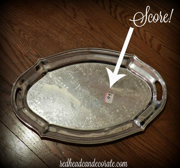 Silver Platter Score
