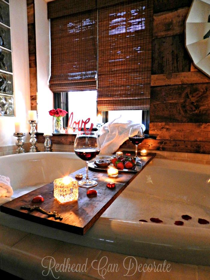 Valentines Day Bathroom