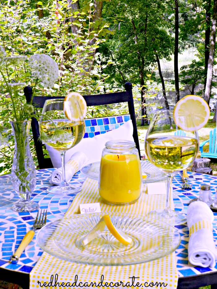 lemon table top