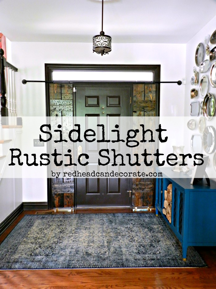 shutters by red