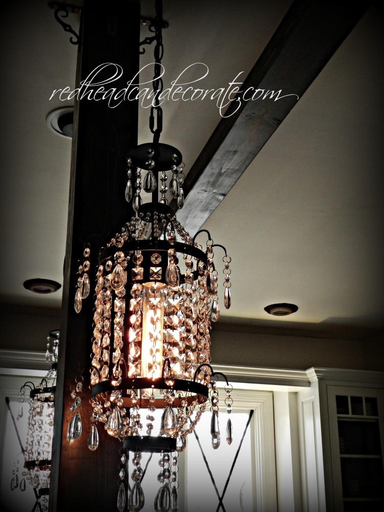 light fixture kitchen