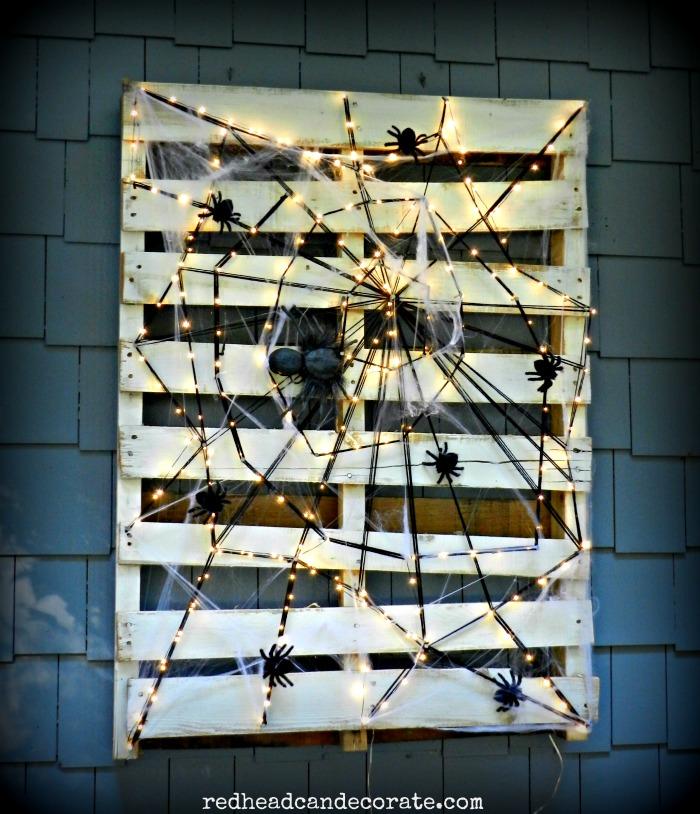 pallet-spider-web