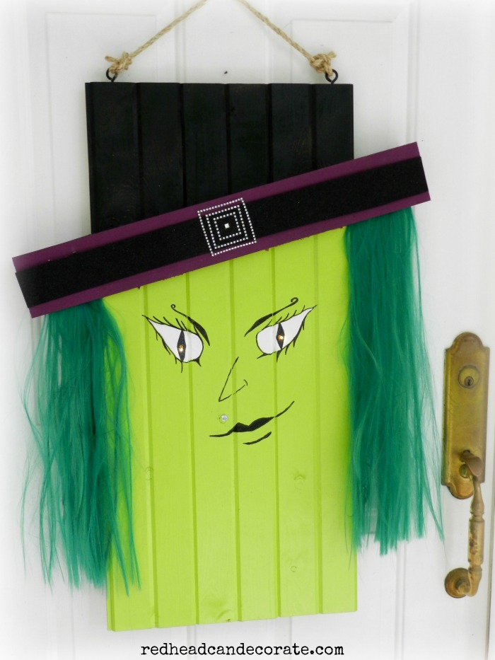 witch-on-door