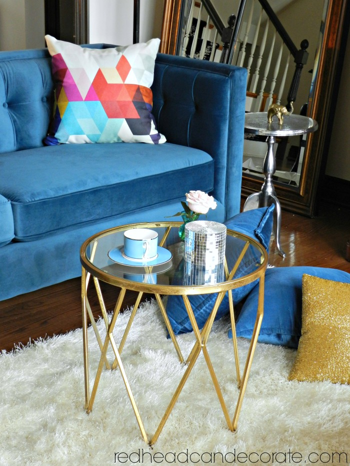 this teal blue velvet sofa gorgeous there colors navy for sale uk modern