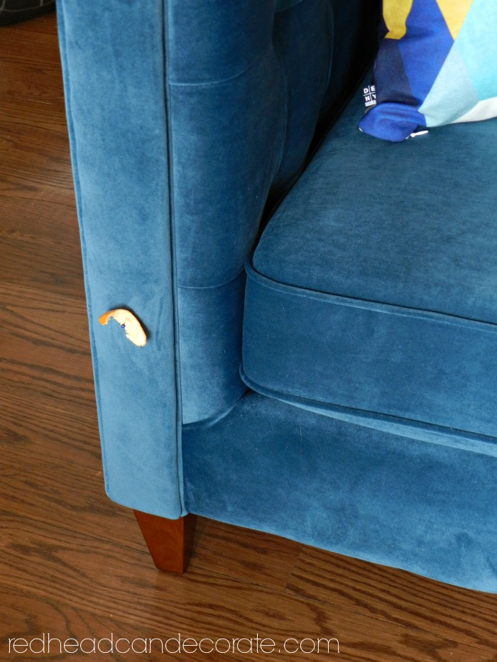 Save your sofa from your cat with 1 easy step!