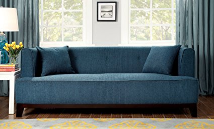 Hunter Green Living Room