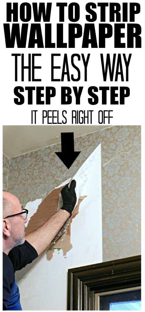 If you're searching on how to strip wallpaper this is an easy step by step tutorial that shows you exactly what you need and how to do it! Click for the full details...