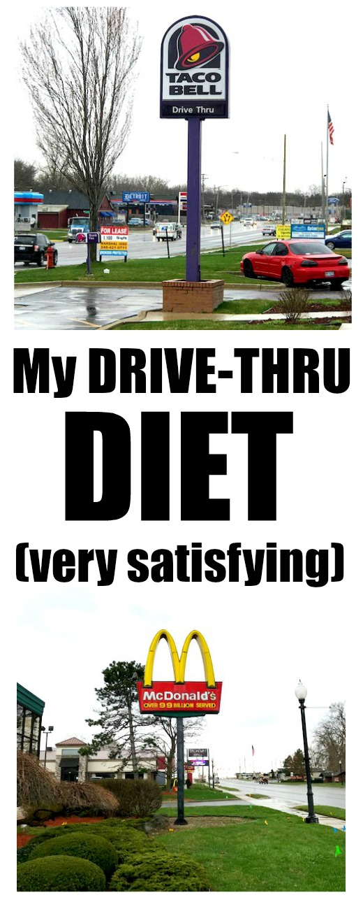 I never thought I could eat at Mc Donald's and still lose weight! These tips are fantastic for healthy drive-thru fast food! Perfect for traveling or day to day.