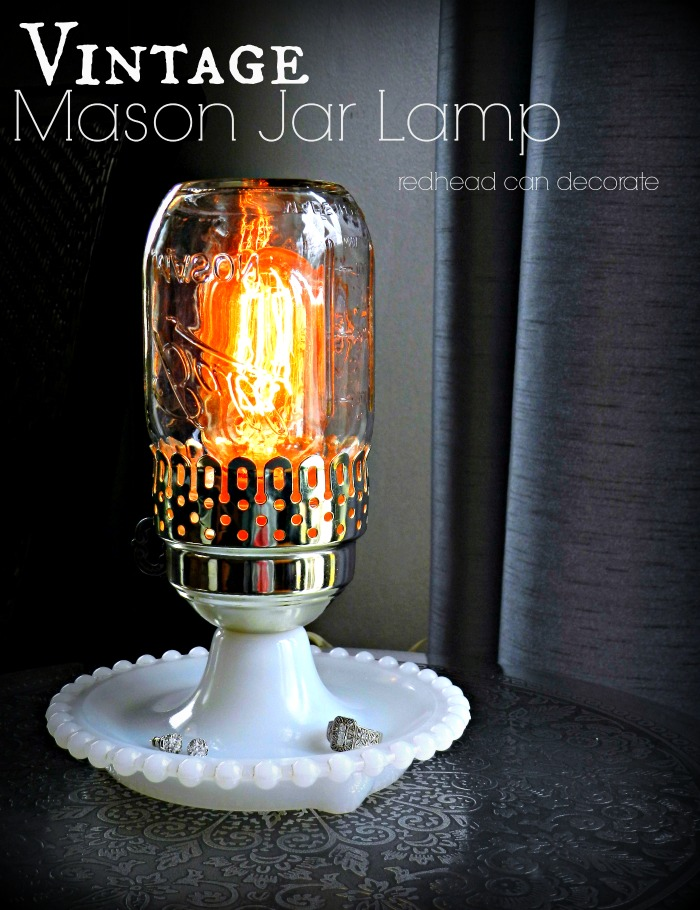 4 cute Mason Jar repurposing ideas that I never thought of!