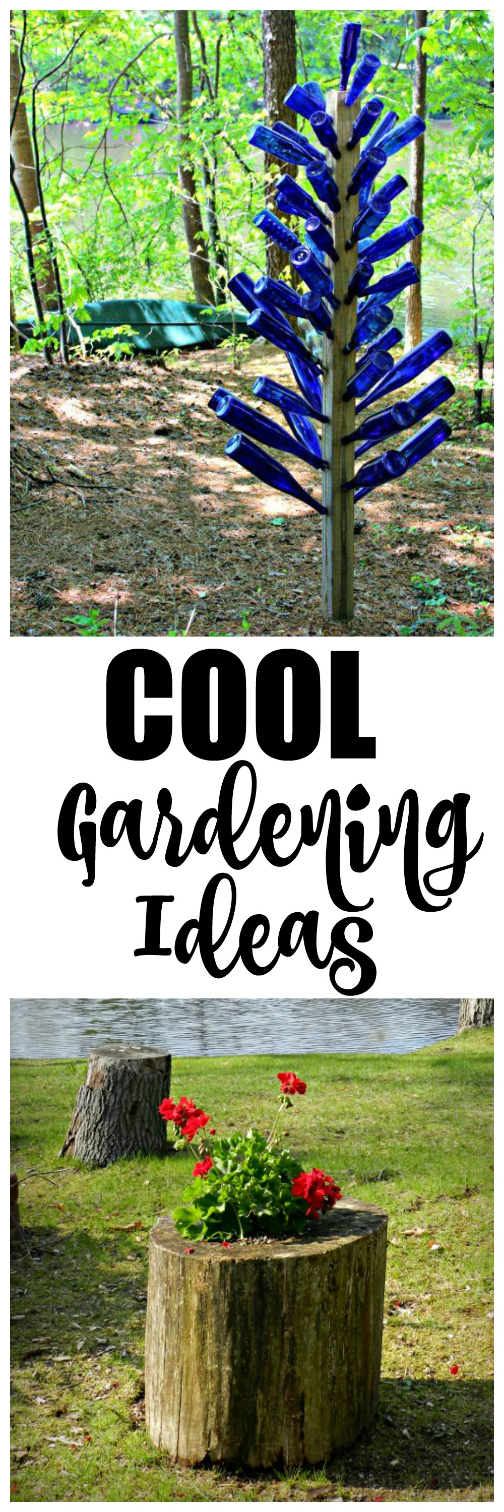 Cool gardening ideas redhead can decorate for Cool garden designs