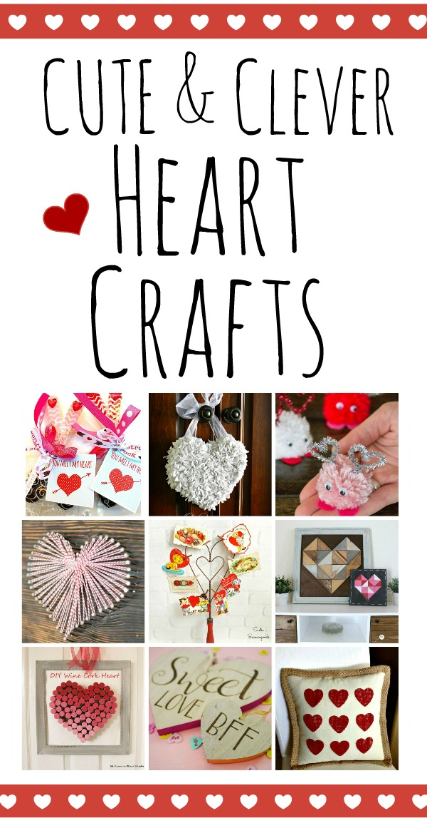 All Things Hearts with the DIY Housewives!