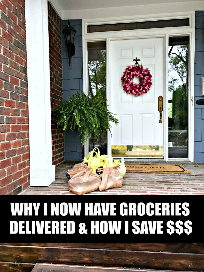 Why I Have Groceries Delivered & How I Save Money - Redhead