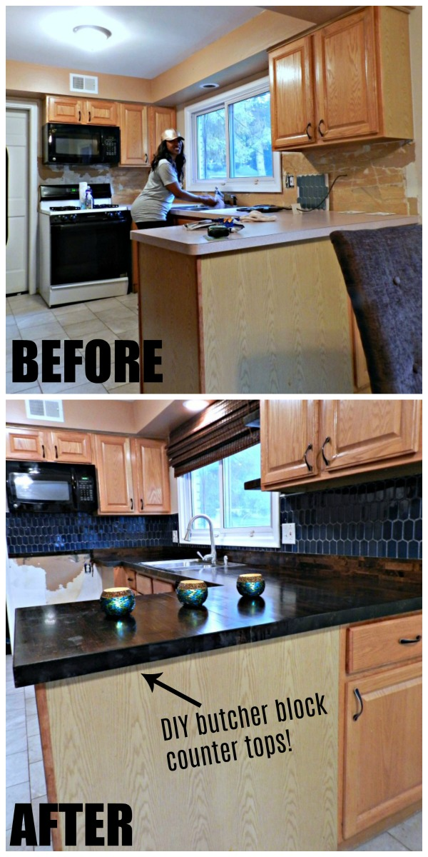 Michigan family gets a kitchen makeover from Lowe's!