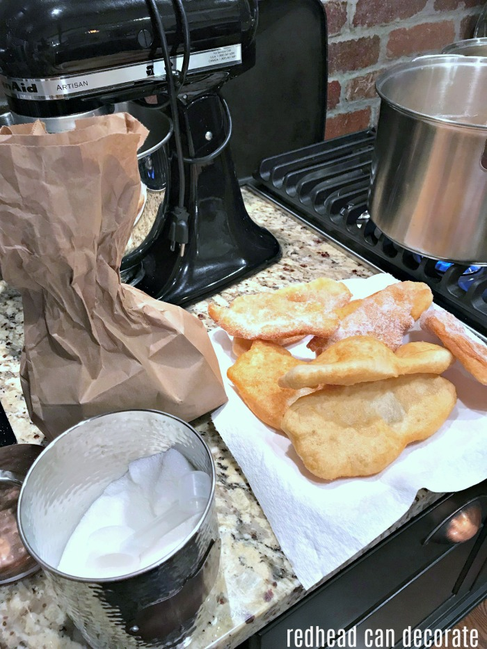 This easy Grandma's Pizza Fritta recipe is absolutely delicious!