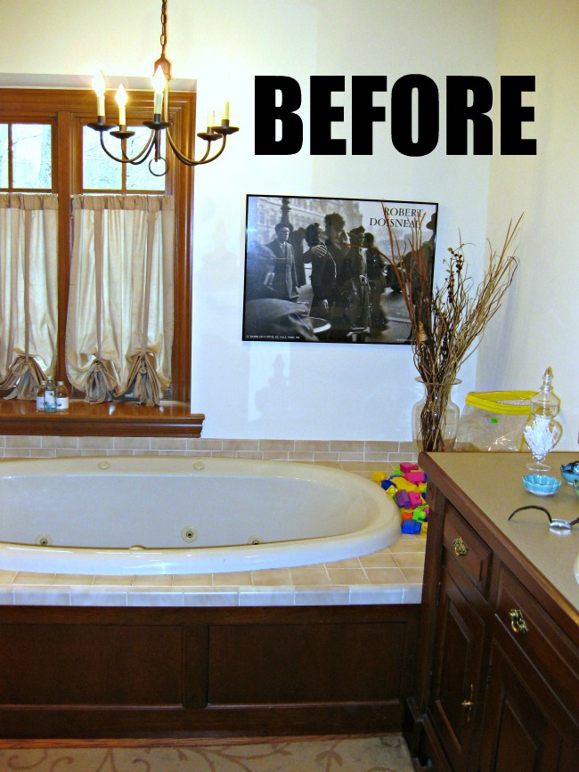 10 Years of DIY Makeovers Before & After Home Photo Tour which includes over 30 DIY makeovers in one home!