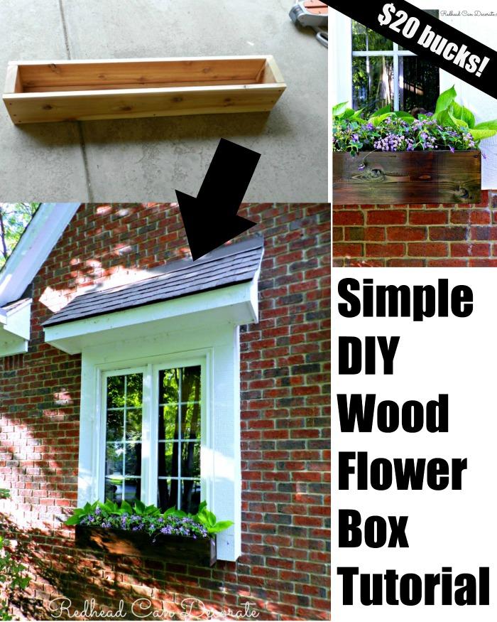 Lush Flower Window Box Tips