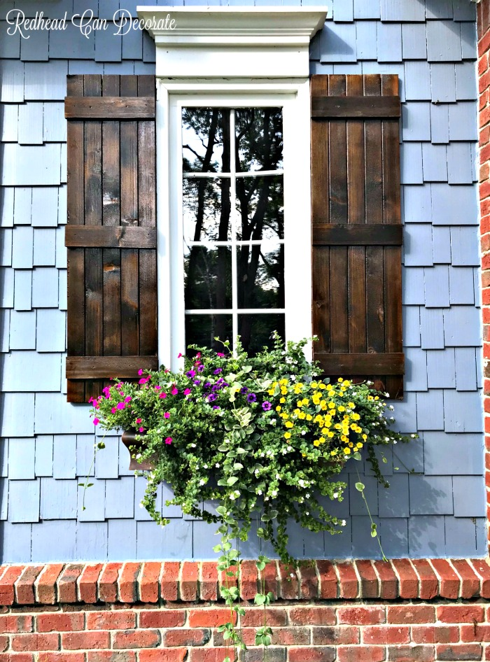 Lush Flower Window Box Tips