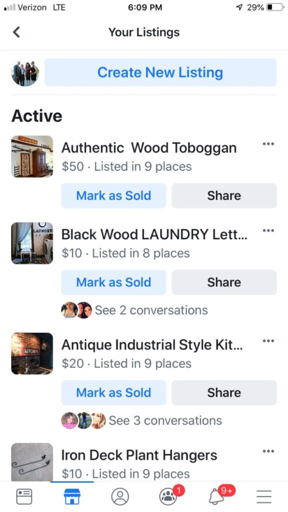 This Michigan Mom gives her step by step HOME PURGING TUTORIAL in 2 series and it's really packed full of great tips no one tells you including how you can save Money Buying & Selling on Facebook!