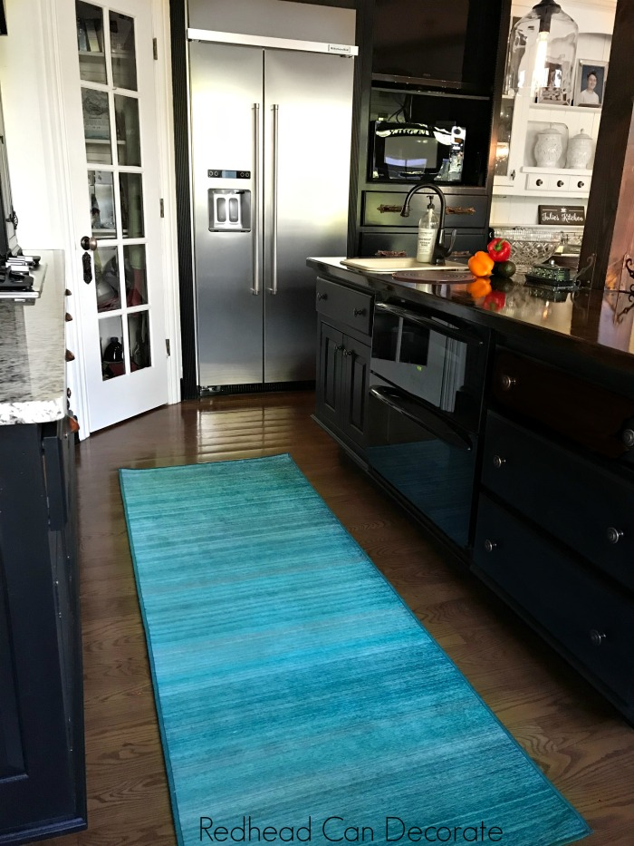 This Ruggable Runner Review from a blogger mom really gives some great information on these rugs that are washable.  They come in awesome patterns, too!