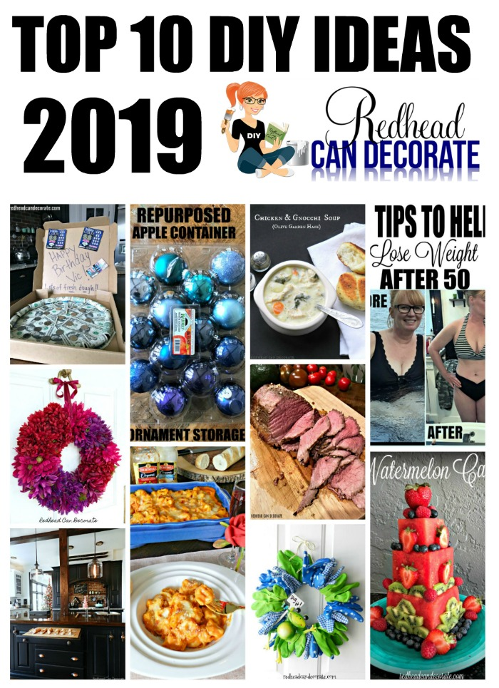 Redhead Can Decorate 2019 Top 10 Ideas