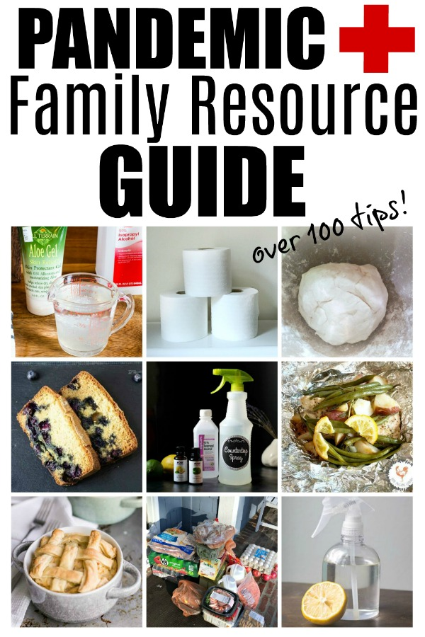 Over 100 pandemic family resources geared to help you and your family get through social distancing and isolation during a global crisis.