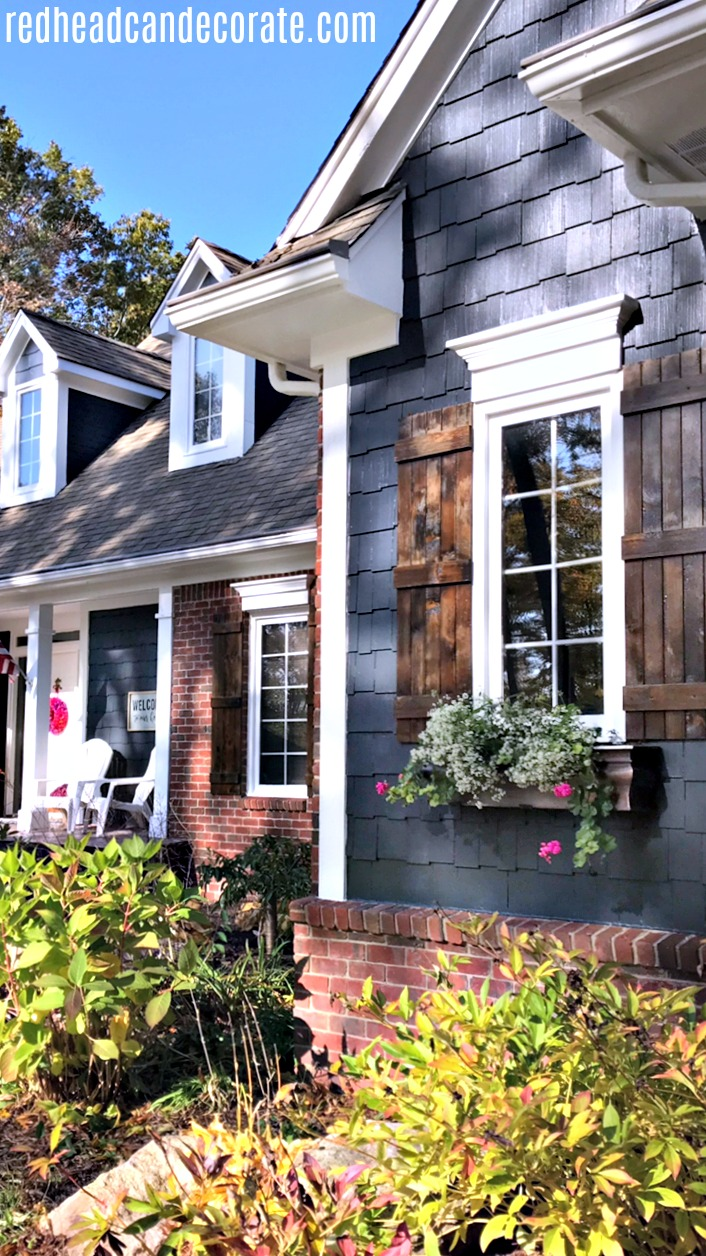 Best House Paint Colors With Red Brick Redhead Can Decorate