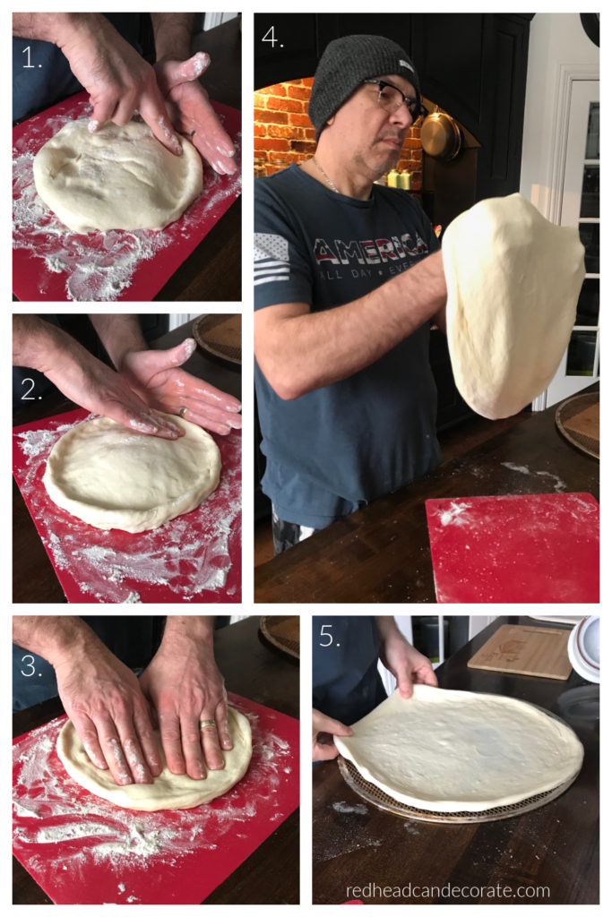 With the right flour and tutorial you can now make Perfect New York City Pizza in your home oven easily! Just follow this amazing tutorial Perfect New York City Pizza Recipe for Home Oven by an Italian dad who did all the research and testing in his home kitchen!