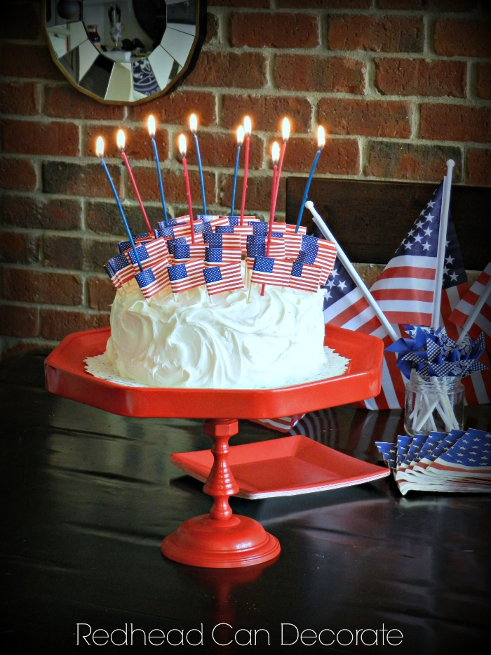 12 Affordable Patriotic Home Decorating Ideas