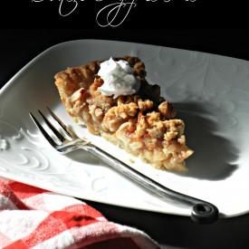 Julie's Easy (Dutch) Apple Pie